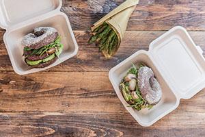 packaging grafica ristoranti consegna a domicilio asporto